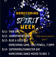 Homecoming 2018 in the spotlight