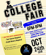 College Fair 2018 in the spotlight