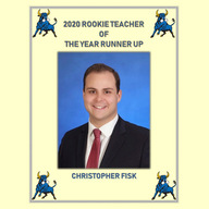 2020 Rookie Teacher Runner Up in the spotlight